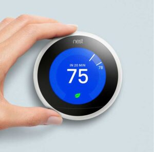 IoT活用事例「Nest Thermostat」
